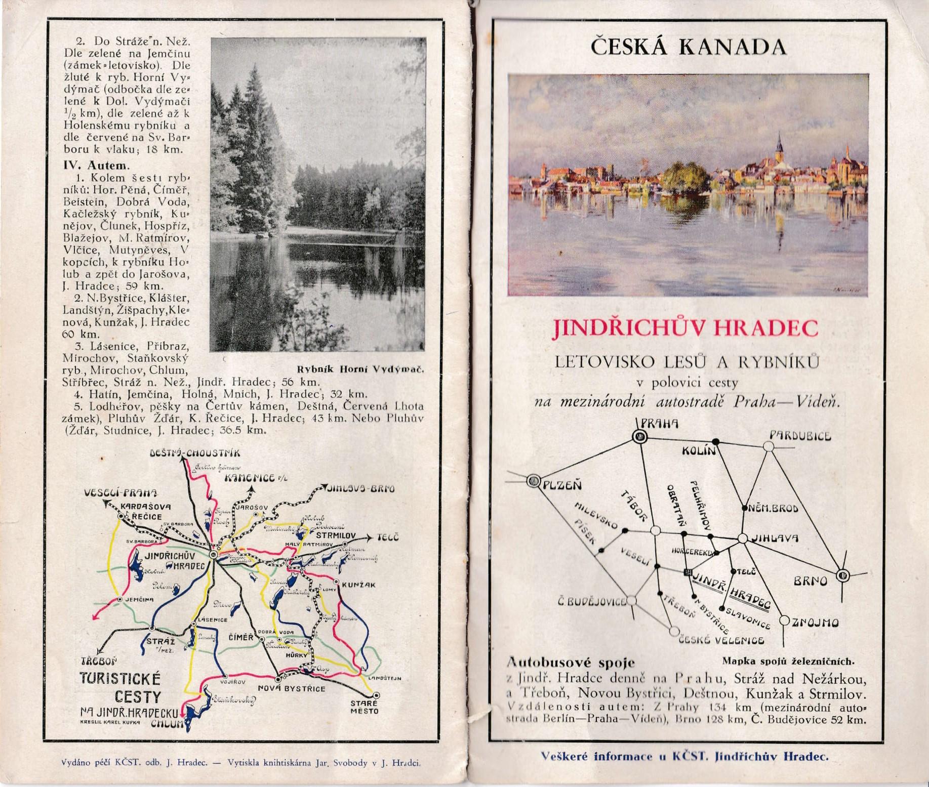 česká kanada - letovisko lesů a rybníků 07